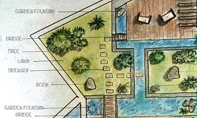 GREENGO Garden design
